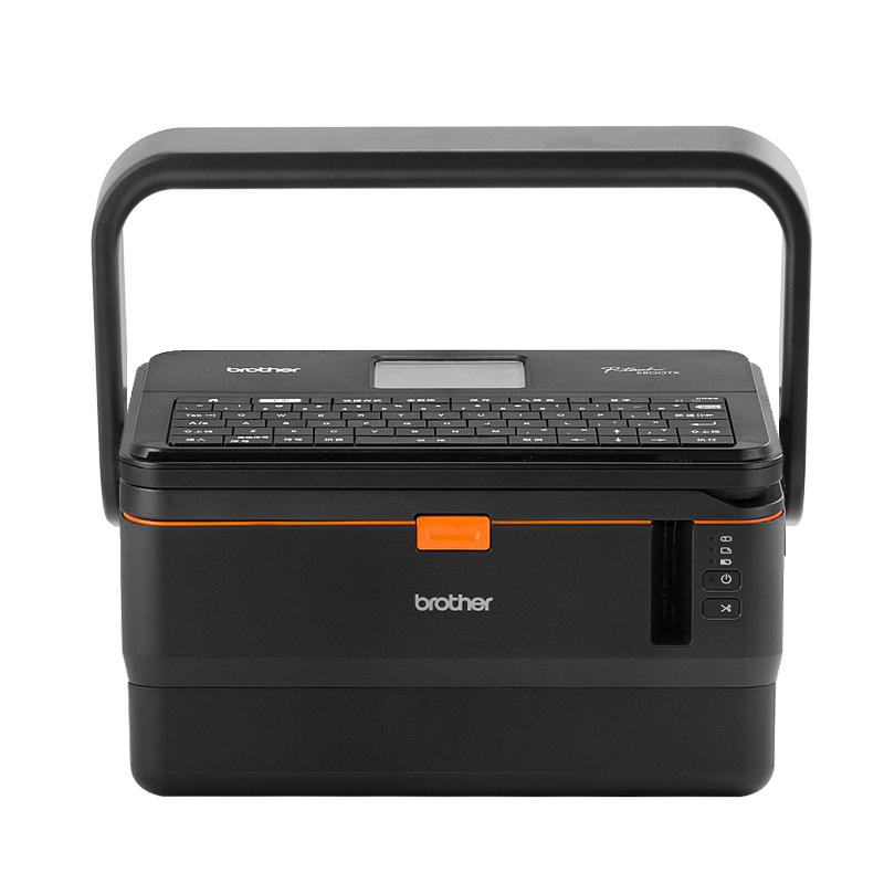 兄弟线号机PT-E800TK(单机+连接电脑打印)
