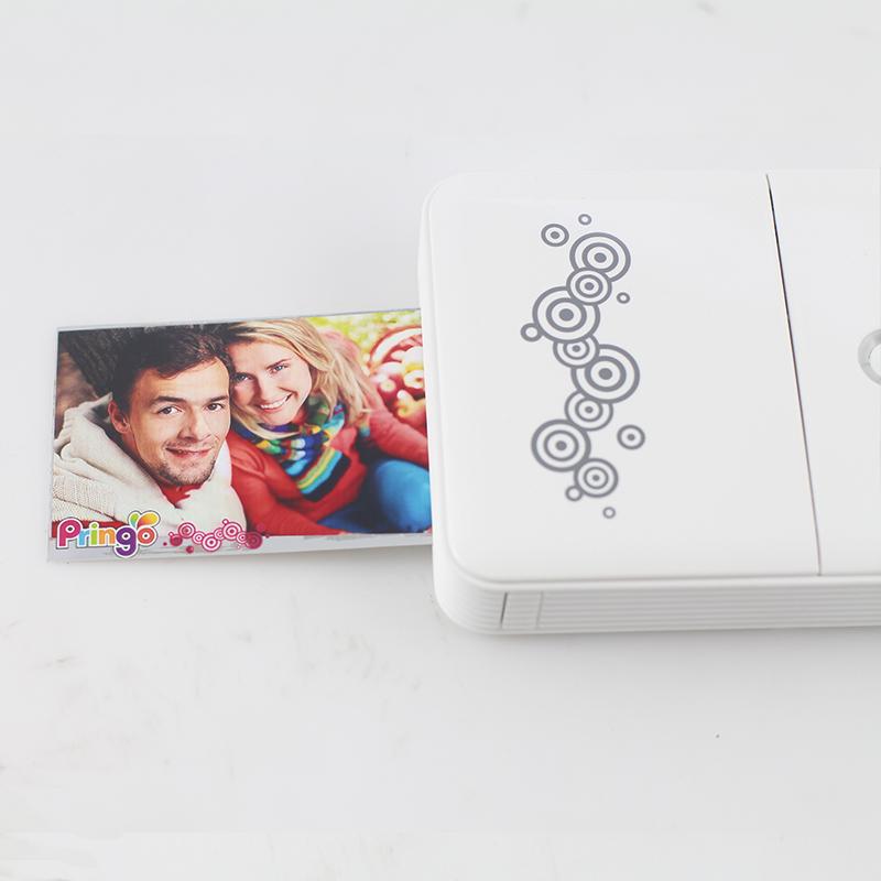 呈妍手机照片打印机无线迷你便携式家用彩色照片拍立得PringoP231