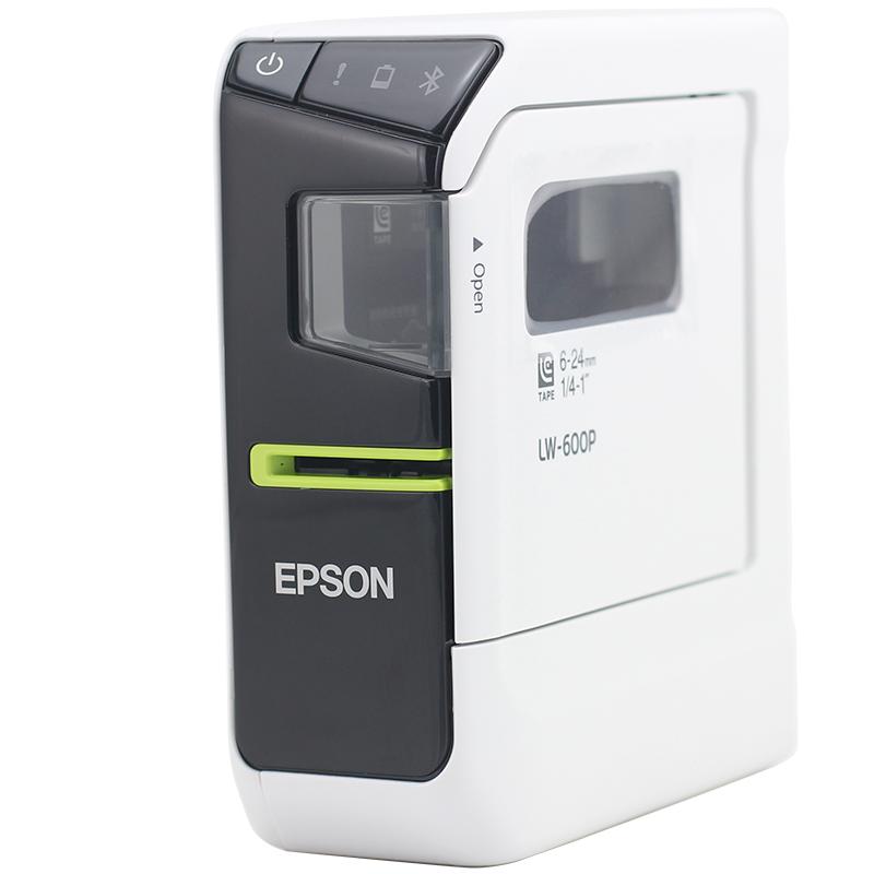 爱普生标签机 LW-600P